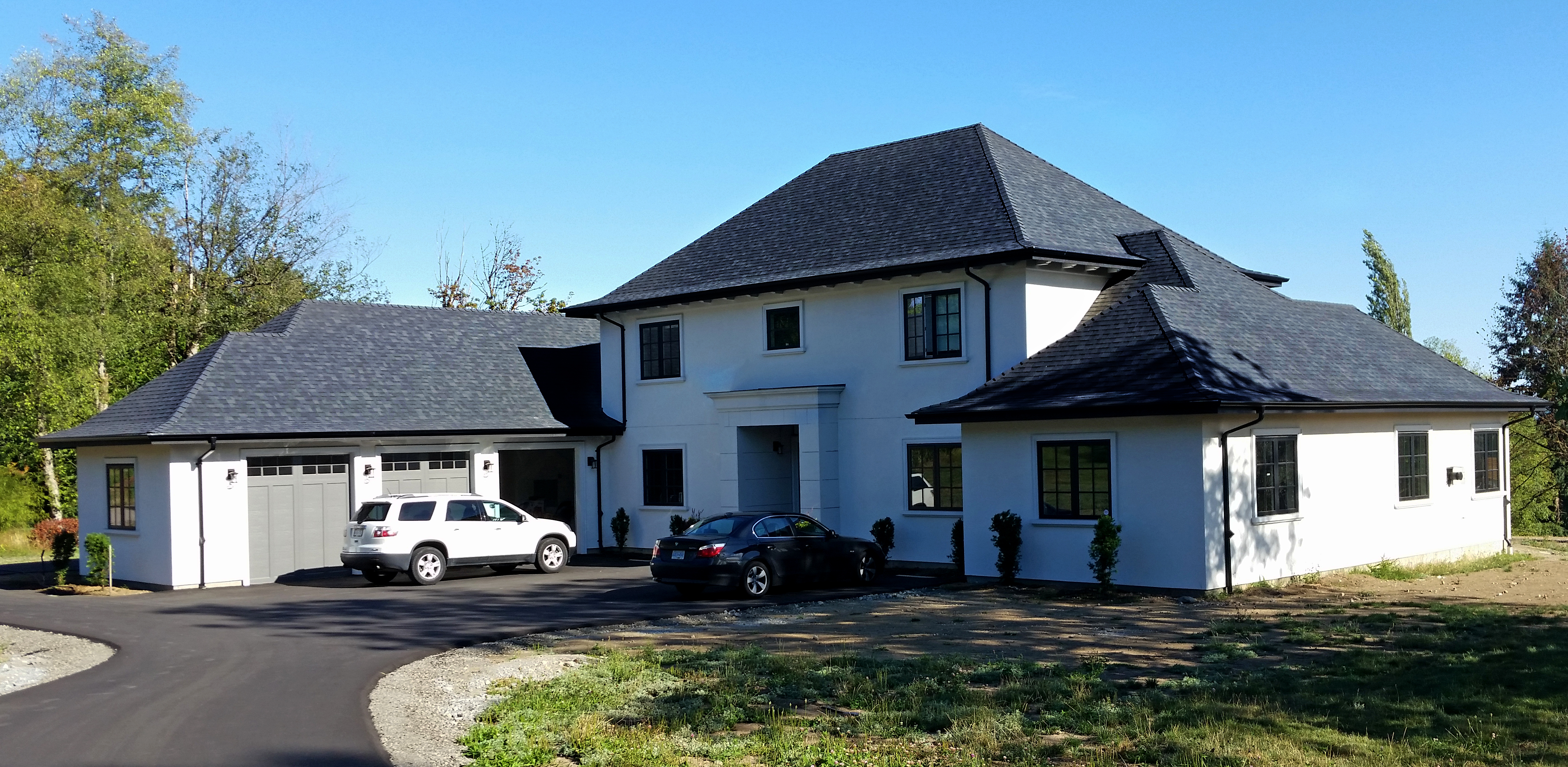 Maple Ridge Shingle Roof